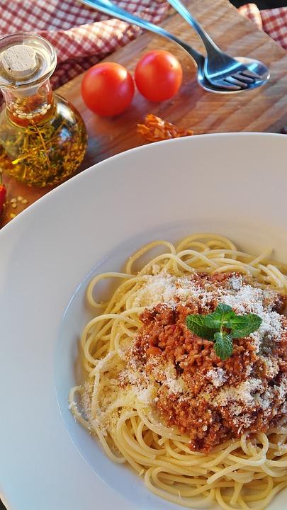 Receta de espaguetis boloñesa