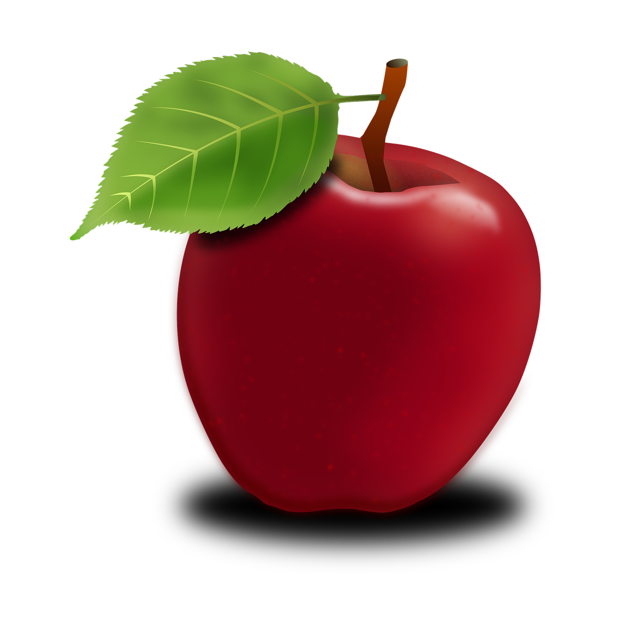 Яблоки в картинках для детей
