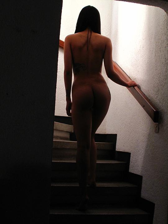 Espalda Bonita Escalera Foto Gratis En Pixabay