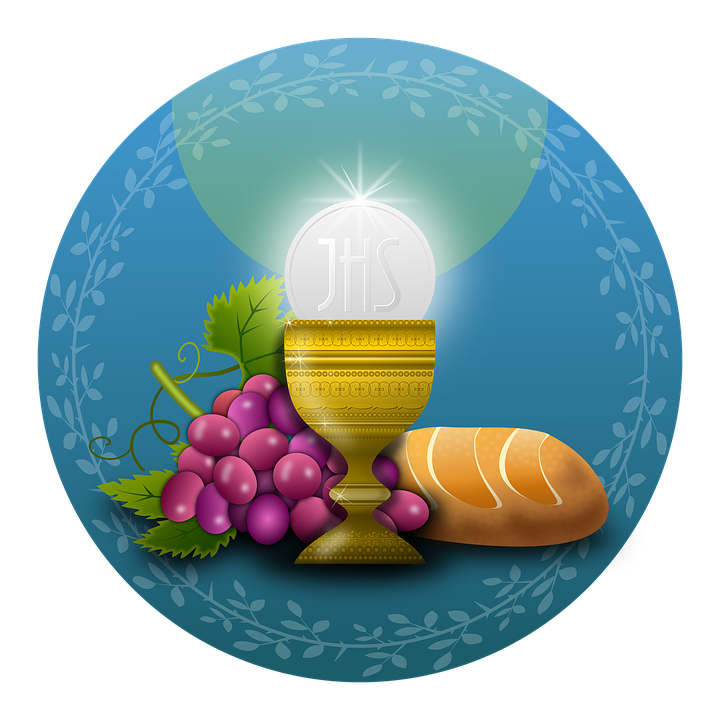 Religion, Eucharist, Eucharistic, Chalice, Grapes