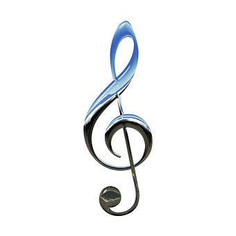 Musical Note Music Treble Clef Music