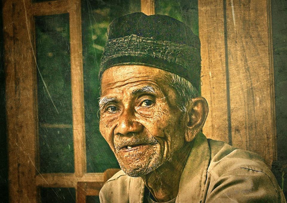 Kakek Indonesia Orang Tua Foto Gratis Di Pixabay