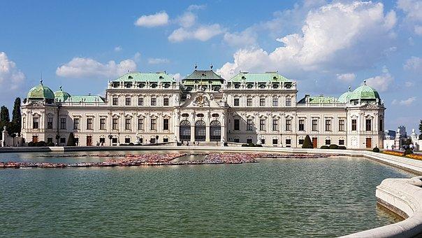 Capitales Imperiales, Viena, Palacio