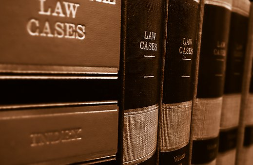 Law Books Legal Court Lawyer Judge Justice