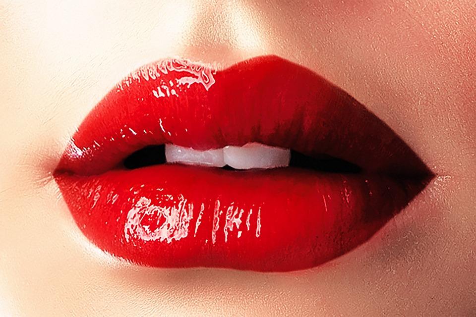 Lips Red Rouge  Free Photo On Pixabay-7401