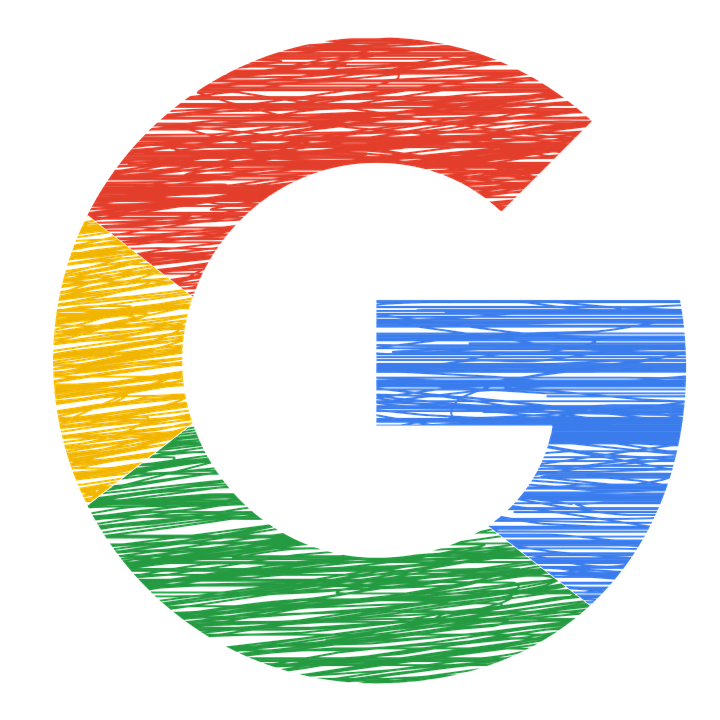 Logo Google Search Engine Icon