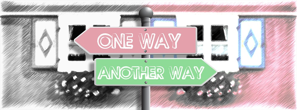 One Way Street, Decisions, Opportunity, Chance