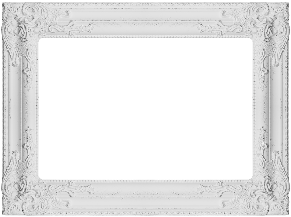 white picture frame png the image kid has it. Black Bedroom Furniture Sets. Home Design Ideas