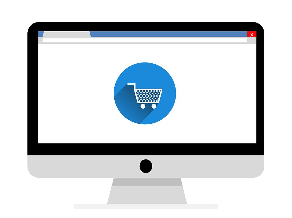 покупки в онлайн-магазине