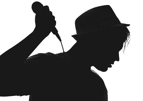 Silhouette, Musician, Vocalist