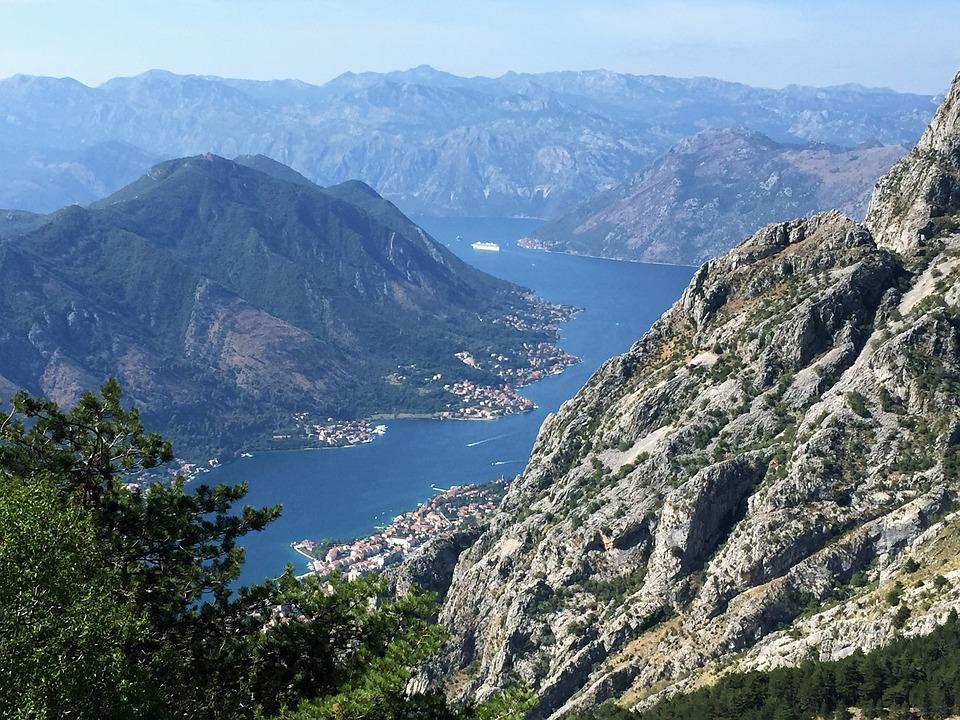 montenegro kotor bay free photo on pixabay