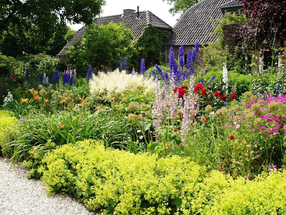 Garden, Benderlucens, Bedburg-Hau
