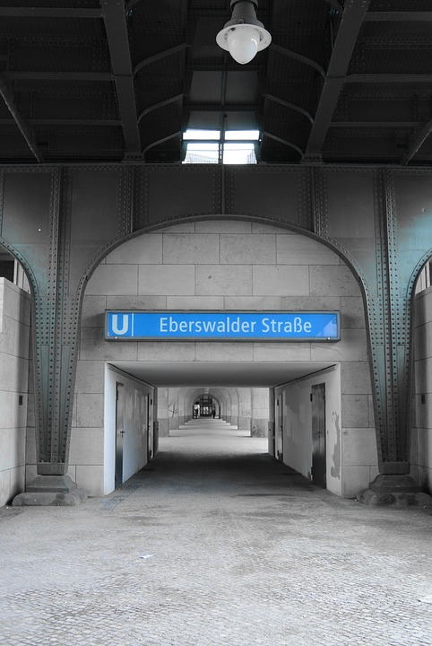 Berlin Eberswalde Ubahn Free Photo On Pixabay