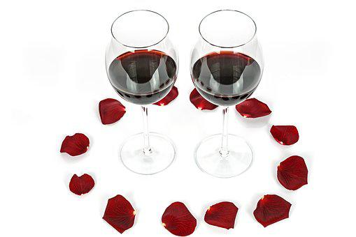 Two Glasses, Gift, Light, Rose, Wine Know more about the days leading up to Valentine's day like Rose Day, Chocolate day and Anti-Valentine's day like break up day, slap day and more.