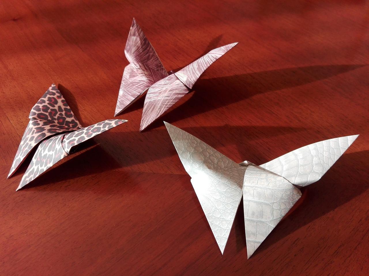 традиционное оригами фото метро комсомольской