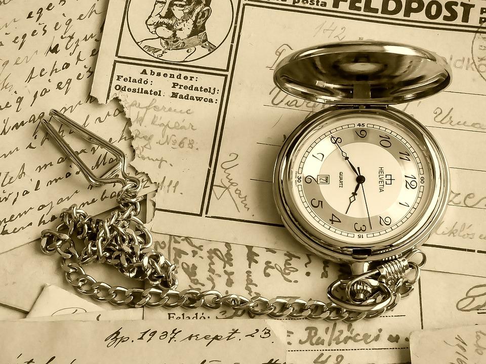 Hodiny Vreckové Hodinky Starý · Fotografia zdarma na Pixabay b44e3b46795