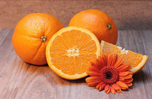 Orange Citrus Fruit Fruit Healthy Vitamin