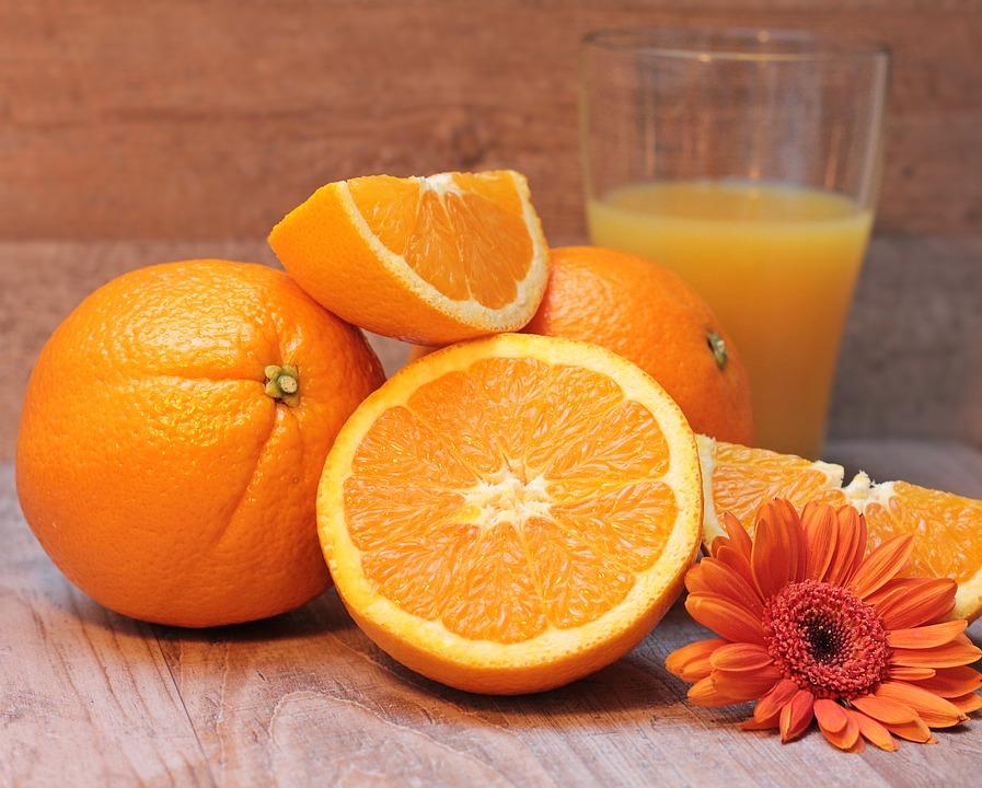 appelsin vitaminer
