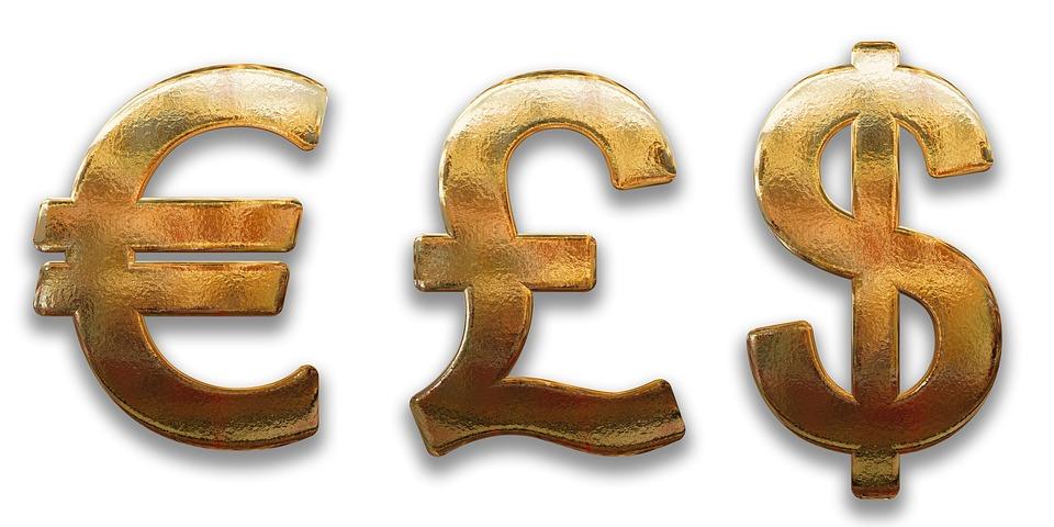 Dollar Pound Euro Free Image On Pixabay