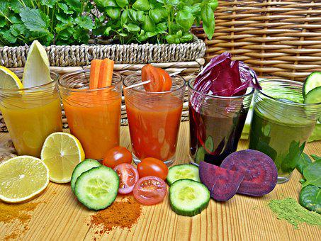 Detox, Detoxify, Diet, Vitamins, Healthy