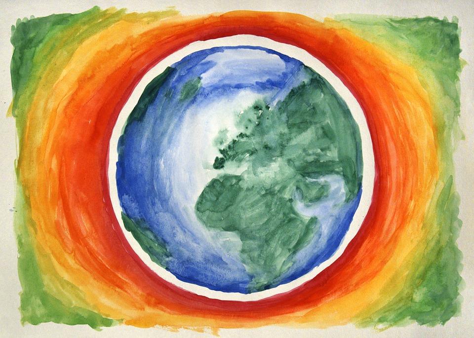 Earth, Green, Eco, Global Warming, Tellus, Globe