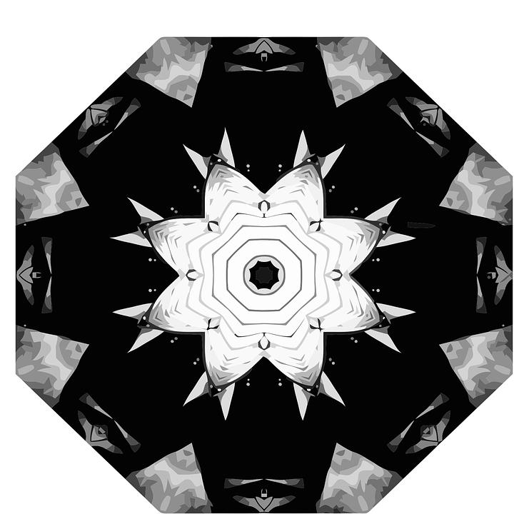 Mandala Sakinleştirici Boyama Pixabayde ücretsiz Resim