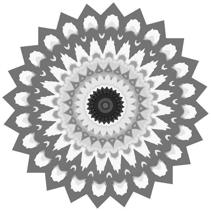Mandala Calmant Pagina De Colorat Imagine Gratuită Pe Pixabay