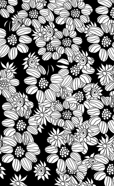 Mandala Calming Coloring Page 183 Free Image On Pixabay