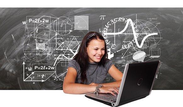 Aprenda, Escola, Aluno, Matemática