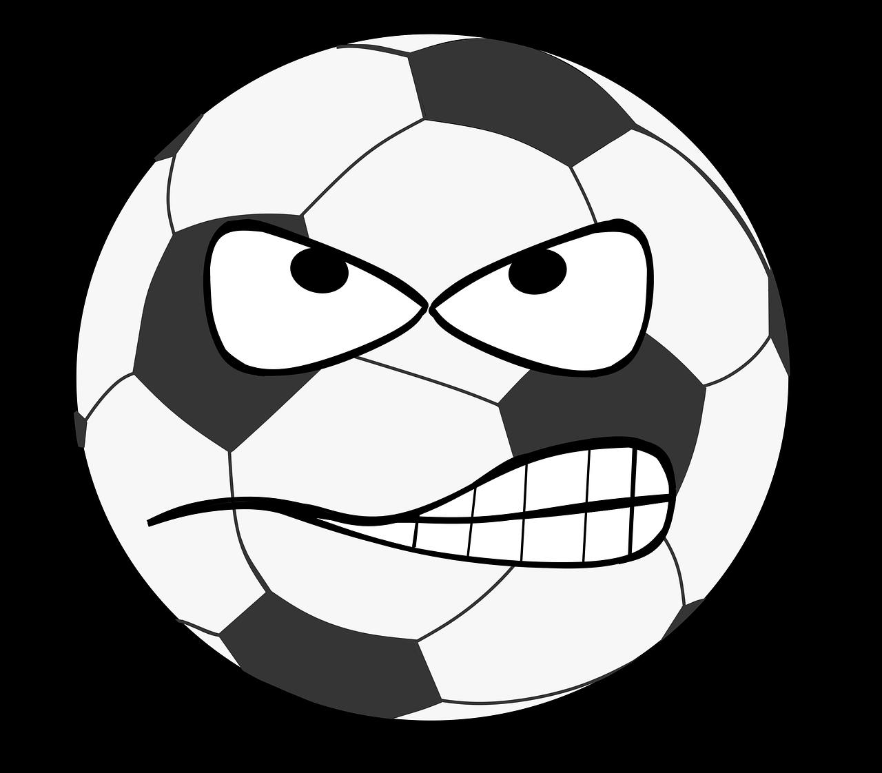 Субботние, смешной футбольный мяч картинки