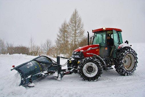 По прогнозам МЧС в ближайшие 10 дней пройдут снегопады.