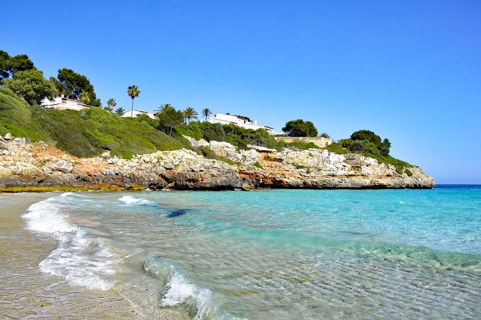 Resultado de imaxes para Playas de Bandera Azul en Mallorca