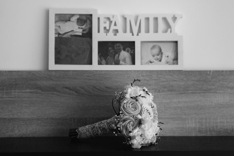 Hochzeit Blumen Blumenstrauss Kostenloses Foto Auf Pixabay