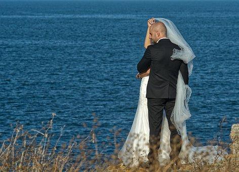 Düğün, Gelin, Damat Meşgul, Evlilik, Aşk