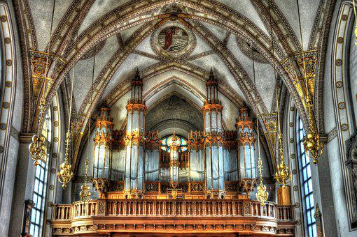Santa Clara Church, Stockholm, Sweden