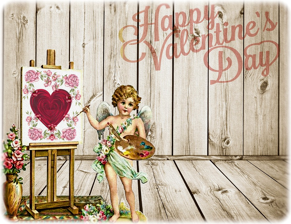 Valentine S Day Vintage Romantic Free Image On Pixabay