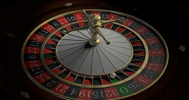 Gambling, Roulette, Game Bank