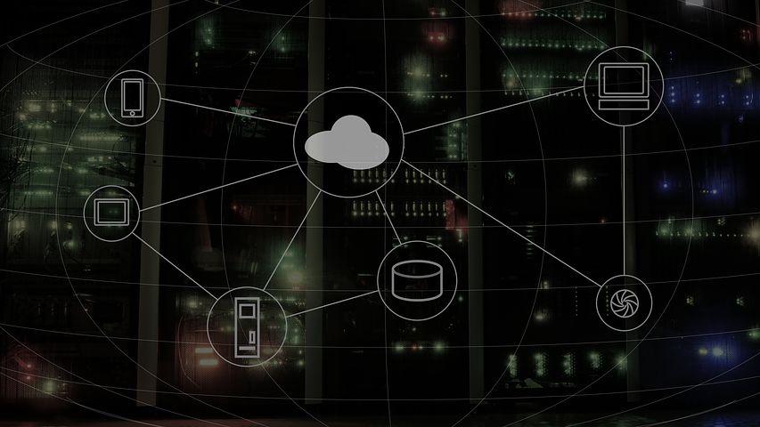 Cloud Computing, Network, Internet, Cloud Hosting