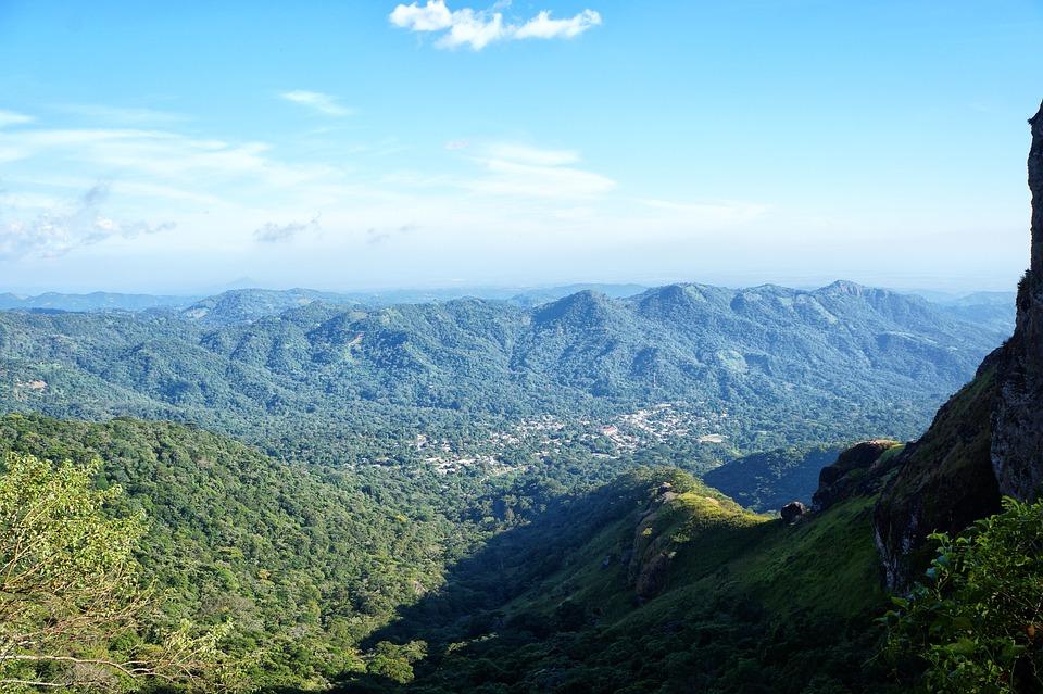 El Salvador Landscape Nature · Free Photo On Pixabay