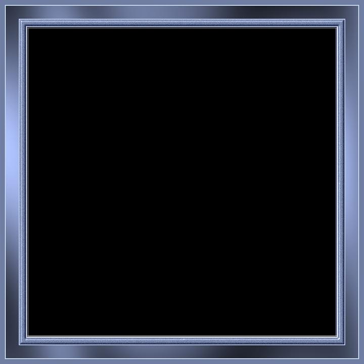 Blue Shiny Metallic · Free image on Pixabay