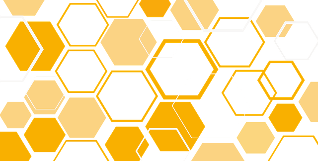 Pubg Background Png Hd Download: Hive Rhombus Yellow · Free Vector Graphic On Pixabay