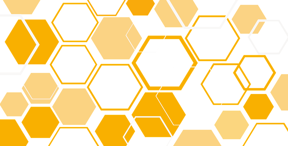 hive rhombus yellow 183 free vector graphic on pixabay