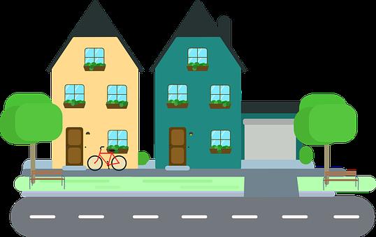 Maison, Cottage, Résidence