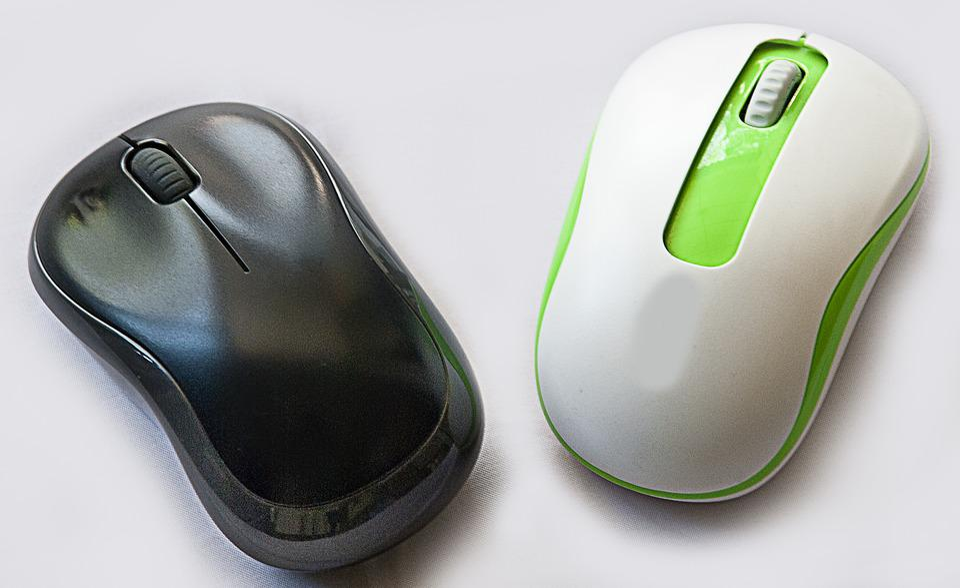 Mus, Computer, Pc, Trådløs, Teknologi, Computermus