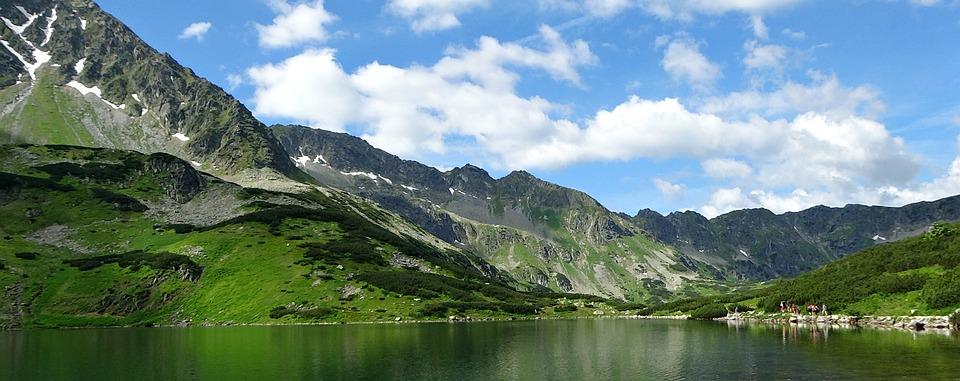 Tatry, Góry, Dolina Pięciu Stawów, Tatry Wysokie