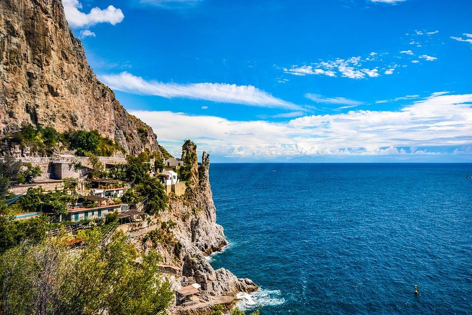 Amalfi Coast in Europe