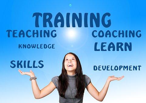 Learn, Training, Woman, Girl, Team