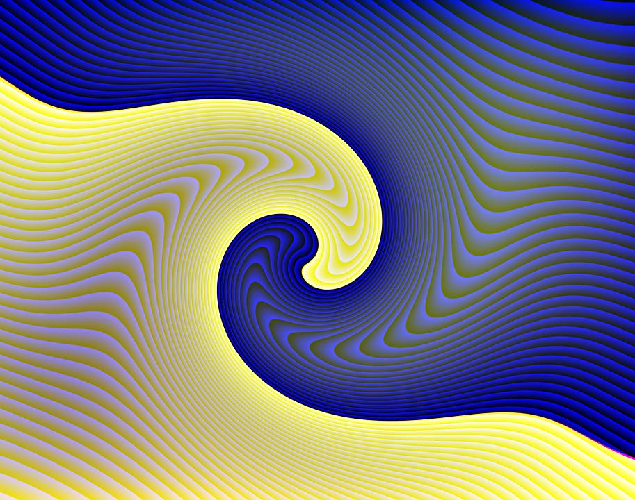 kostenlose illustration  logo  farben  gelb  blau  welle