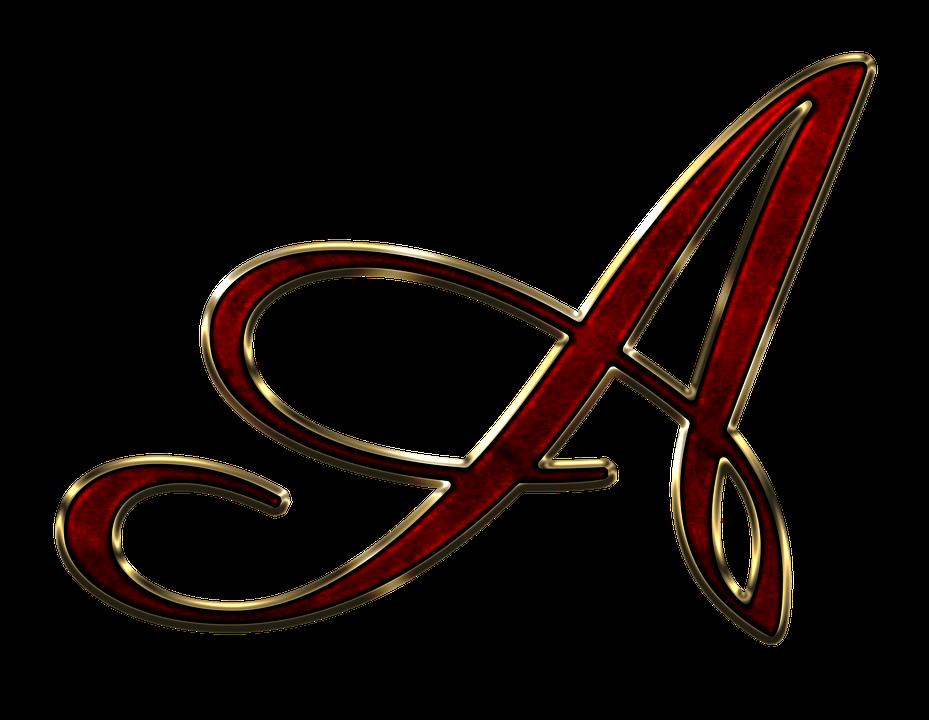 A Alphabet Images Alphabet Letter Initia...