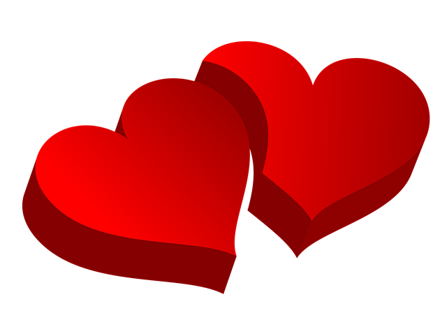 Heart 3D Red Free Image On Pixabay